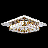 Dining Room Bedroom Flush Mount Modern/contemporary Hallway Electroplated Feature For Led Metal