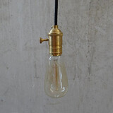 Hallway Dining Room Bedroom Vintage Brass Bulb Included Traditional/classic Pendant Lights