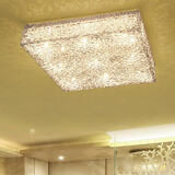 Classic Control Metal Led Source Lights Crystal Modern Light
