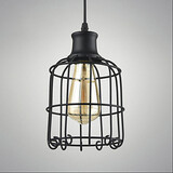 Vintage Lamps Light Fixture Cage 100