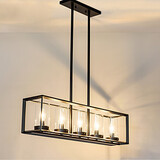 Pendant Light Painting Feature For Mini Style Metal Traditional/classic Living Room Dining Room Bedroom