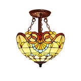 Bar Pendant Lamp Lights Tiffany Style