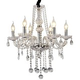 Dining Room Electroplated Living Room Bedroom Chandelier Modern/contemporary