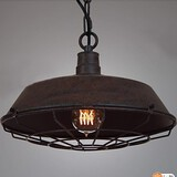 Vintage Metal Pendant Light Light