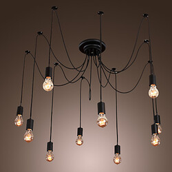 Lights Living Design Bulbs Included Vintage Chandelier
