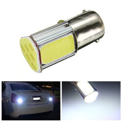 BA15S Car LED COB Turn Signal Rear Light