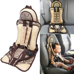 Protable Safety Carrier Protection Car Safety Seat Baby Child Belt Strap Chair