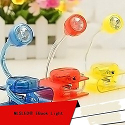 Clip Light Small Assorted Color Household Night Light Creative Screen Led