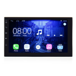 Touch Screen HD WIFI 7 Inch Car Stereo Radio Rear Camera 2DIN MP5 Player Bluetooth