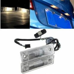 Switch Assembly License Plate Lamp Chevrolet Cruze Car Rear Trunk Light