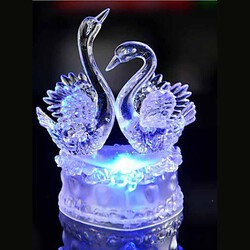 Led Colorful Crystal Christmas Light Novelty Lighting Decoration Atmosphere Lamp