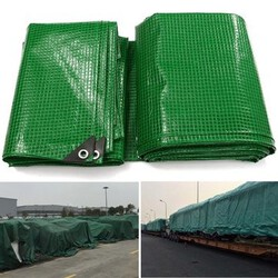 Tarpaulin Waterproof Heavy Duty Outdoor Camping Cover for Car Truck ATV