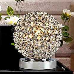Crystal Led Table Lamp Novelty On/Off Switch