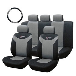 Pieces Cushion General Front and Rear Car Seat Cover Tirol