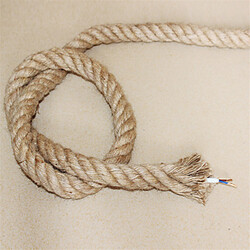 Accessories Cord Rope 100 Electric Double Antique Hemp