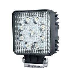 Flood Spot Beam 4x4 Truck Boat 9LED 27W Square iM-L1 LED Work Light