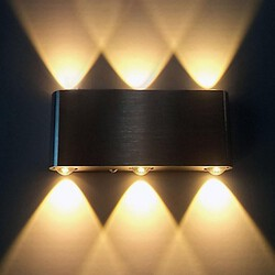 Modern Wall Sconces Led Contemporary Led Integrated Metal
