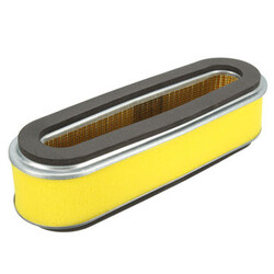 Lawnmower Oval Honda Sponge HR214 Air Filter