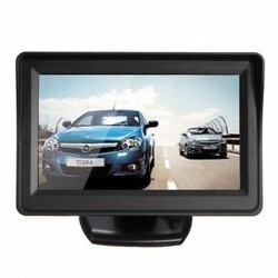 4.3inch LCD Car Rear View Monitor TFT Reverse Camera