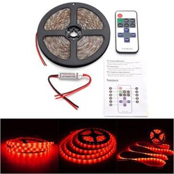 300LED Wireless Truck Car SUV Motorcycle Boat 12V LED Strip Light Waterproof 5M