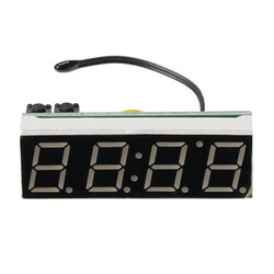 High Voltage Module Detection Table Luminous Clock Thermometers Precision Vehicle