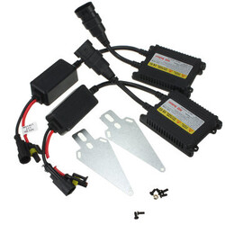 Ballast Universal Pair HID Replacement Xenon Conversion Kit DC12V slim