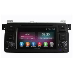 Android BMW 3 Series E46 Canbus Quad Core C200 M3 Ownice Car DVD WIFI Player GPS Navigation