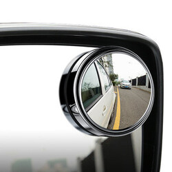 Adjustable Car Vehicle Glass Blind Spot Mirror Rear View Mirrors HD Convex 360 Degree Mirror