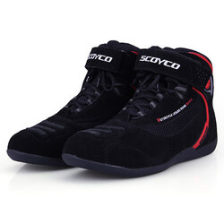 Scoyco Racing Boots Boots Shoes Motorcycle Riding