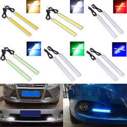 Fog Lamp Driving Daytime Running Light DRL 12V LED Auto Car COB