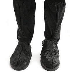 Shoes Scootor Non-Slip Covers Boots Motorcycle Waterproof Rain