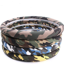 Car Steel Ring Wheel Camouflage Universal Four Seasons Covers 38CM