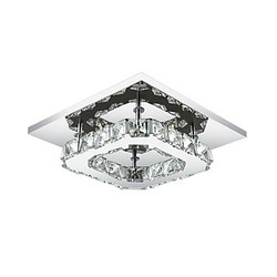 Flush Mount Hallway Electroplated Feature For Led Metal Bedroom Modern/contemporary Dining Room