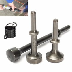 Smoothing Pneumatic Air Bit 3pcs Hammer with Spring