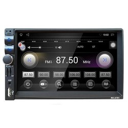 Panel Audio Bluetooth Touch Screen Android 7 inch Car GPS Navigation In-Dash Player FM USB