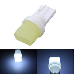 Lamp Interior Reading Light T10 194 Ceramic COB Side Light Bulb Car Toyota Honda 12V LED W5W