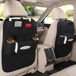 Bag Multifunction Hanger Car Seat Storage Car Seat Cover Organizer Storage Bag Vehicle