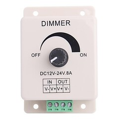 Operated 100 Control Dimmer 24v 12v Led