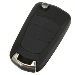 Vauxhall Opel Corsa Astra Vectra Button Remote Key Fob Case