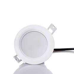 220v-240v Light Warm Waterproof Recessed 9w 100 Dimmable Led