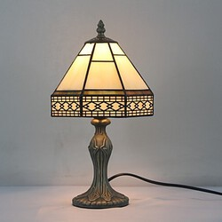 Tiffany Comtemporary Rustic Resin Traditional/classic Desk Lamps