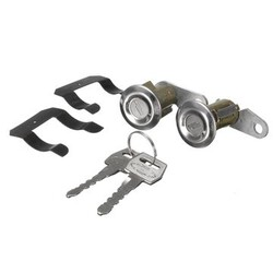 Truck Van 2 Keys Falcon Lock Cylinder Kit For Ford 2Pcs Lockcraft Door Mercury