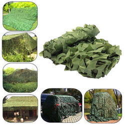 Hide Camping Military Hunting Shooting Camo Camouflage Net For Car Cover
