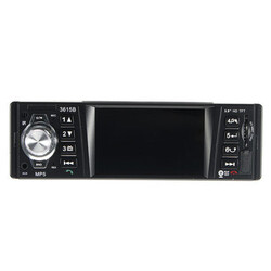 MMC Card Music Player Control Radio 3.6 Inch Car MP5 Support
