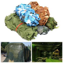Hide Camo Camouflage Net For Car Cover Camping Military Hunting Shooting