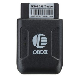 Real Time Tracker GSM GPRS Mini Tracking Device GPS OBD II Car Truck Vehicle