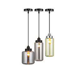Pendant Light Living Room Retro Dining Room Traditional/classic Feature For Mini Style Vintage Acrylic