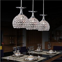 Globe Electroplated Study Room Office Pendant Light Kids Room Kitchen Led Dining Room Feature