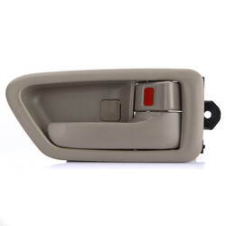 Tan Inside Right Door Handle Toyota Camry