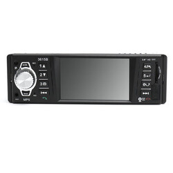 Radio Stereo In Dash Inch HD Bluetooth Car MP5 Player FM USB SD AUX Camera